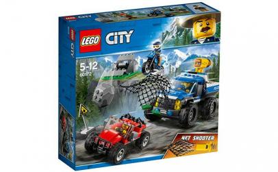 Lego City, Goana pe teren accidentat