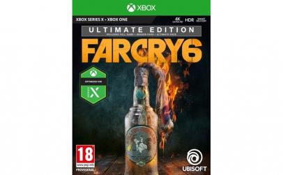 Joc FAR CRY 6 ULTIMATE EDITION pentru