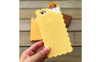 Husa de telefon 3D Cookie Bear