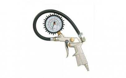 Pistol pentru umflarea anvelopelor cu