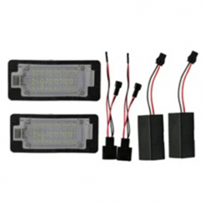 Set Lampi LED numar  VW GOLF 6 Variant