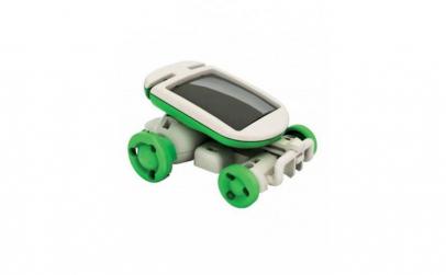 Jucarie robot solar pentru copii, 6 in