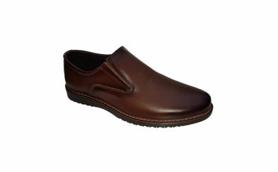 Pantofi din piele naturala