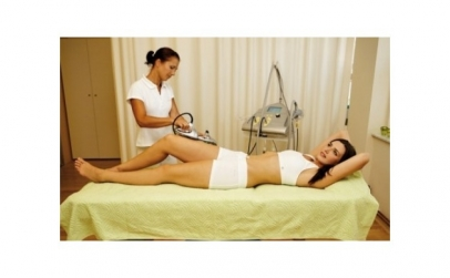 Cavitatie + radiofrecventa + masaj
