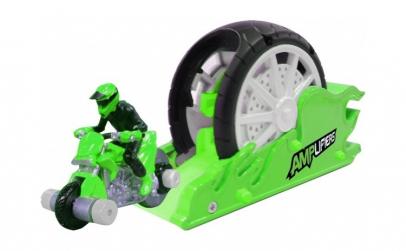 Amplifiers  motocicleta si lansator