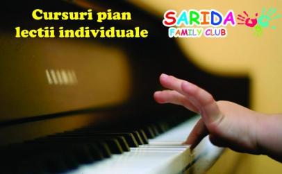 Cursuri pian pentru copii