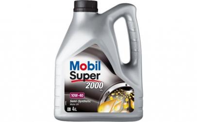 Ulei motor MOBIL Super 2000 X1 10W/40 4