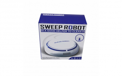 Mini-aspiratorul White Sweep Robot