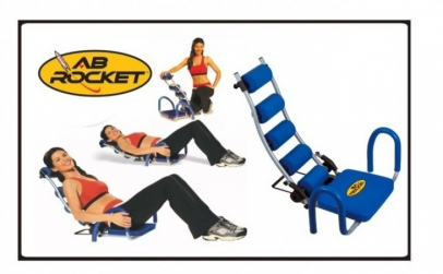 Aparat de exercitii fitness si masaj