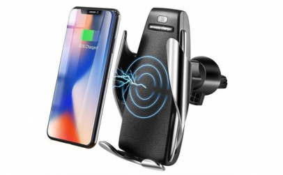 Incarcator auto wireless fast charger