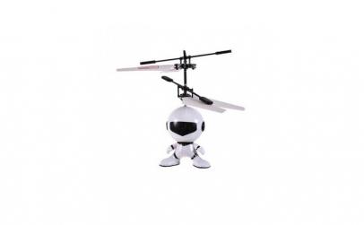Jucarie interactiva robotel care zboara,