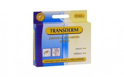 Plasturi cu acid salicilic și fenol