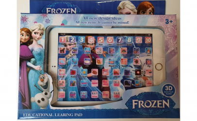 Tableta educativa Frozen