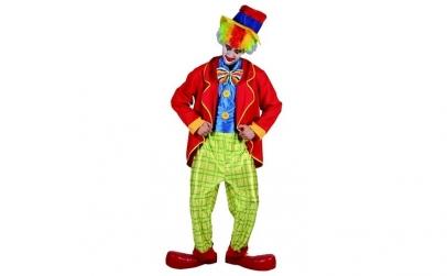 Costum clovn pentru adulti