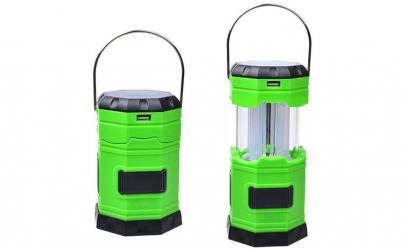 Lanterna solara T939 6LED