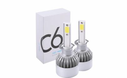 Set Becuri cu LED auto H3