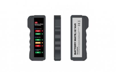 Tester Baterie si Alternator Auto