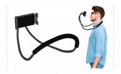 Suport pentru telefon, flexibil