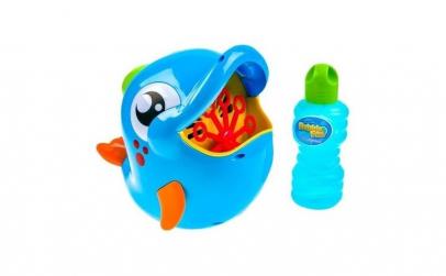 Masina cu baloane de sapun