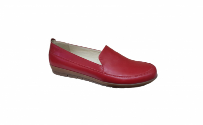 Pantofi-balerini piele naturala