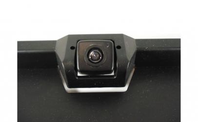 Camera, suport numar si senzori parcare