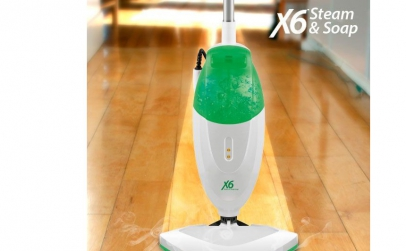 Mop cu Aburi Steam & Soap X6
