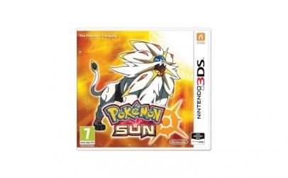 Joc Pokemon Sun Pentru Nintendo 3ds