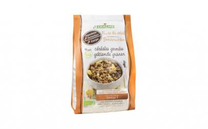 Musli din cereale germinate Fruits of
