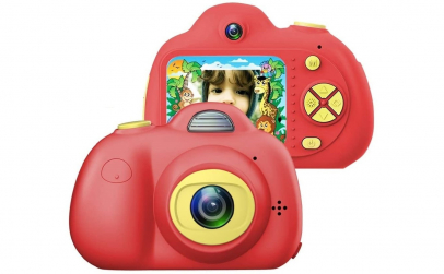 Primul meu aparat foto!
