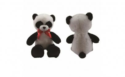Urs panda de plus cu funda, 60 cm