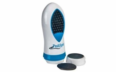 Aparat de curatat calcaiele Pedi Spin