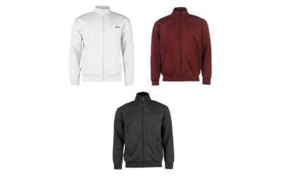Pulover barbati Slazenger Full Zip