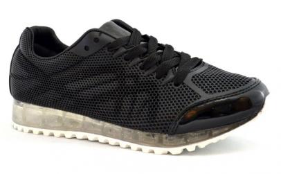 Pantofi Sport Negri Perforati