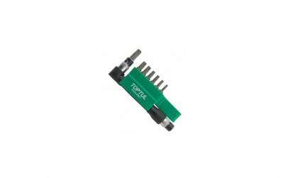 Set biti torx special T10 T40. 30mm 8