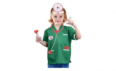 Set Costum doctor chirurg - pentru copii