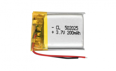502025 - Acumulator Li-Polyme