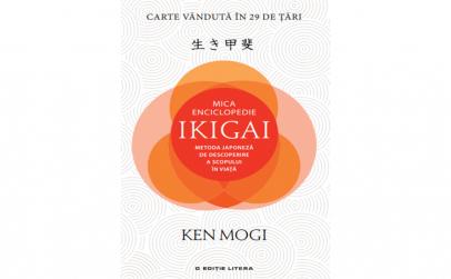 Mica enciclopedie Ikigai: Metoda