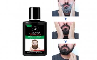 Sampon pentru cresterea barbii