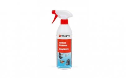 Spray deodorizant auto Wurth  500 ml