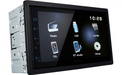 Media player 2din kenwood dmx-110bt