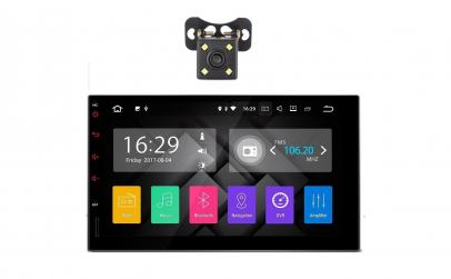 Dvd Auto Android 8.0, cu camera
