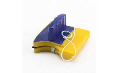 Dispozitiv magnetic pentru sticla