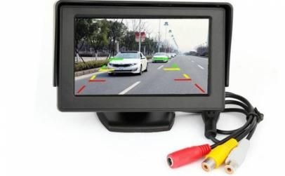 Set camera auto pentru marsarier + ecran