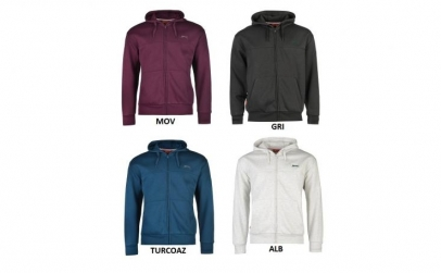 Hanorac barbati Slazenger Full Zip