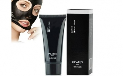 Pilaten black mask masca neagra tub 60g
