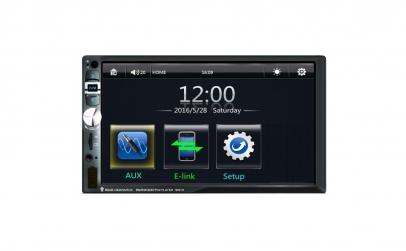 Mp5 Player Auto, Ecran De 7 Inch Cu Mirr