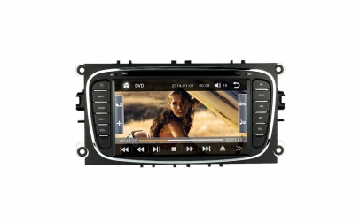 Navigatie Dvd Player dedicat Ford Focus