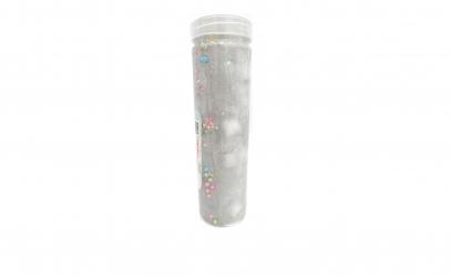 Slime gelatina tub transparent