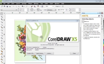 Photoshop&Corel Draw