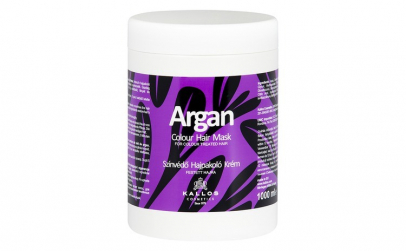 Masca pentru par, Kallos Argan, 1000 ml